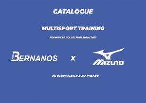 Catalogue page présentation